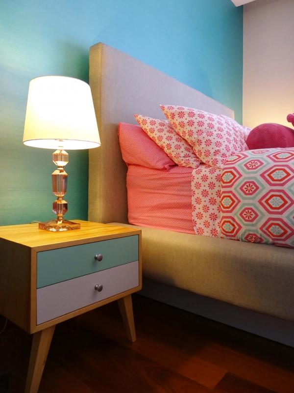 Dormitorio de Niña en Santa Ana