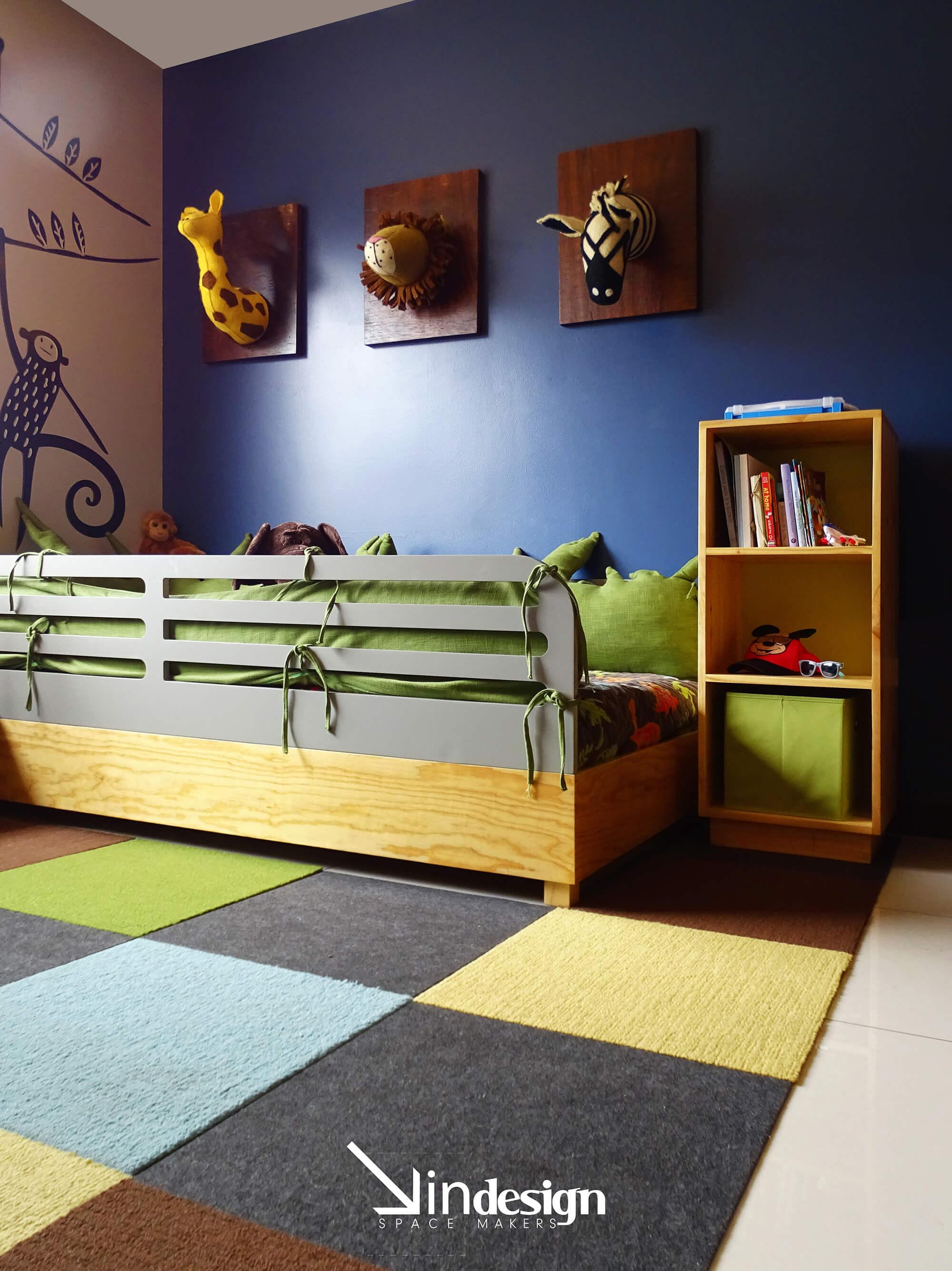 Dormitorio de Niño en Concepción de Tres Ríos