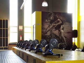 iFly Indoor Power Cycling